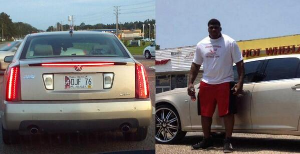 Why do so many Alabama Crimson Tide football players drive ...